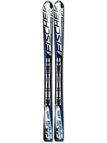 Горные лыжи с креплениями Fischer RX Carve FP9 + RS10 11/12