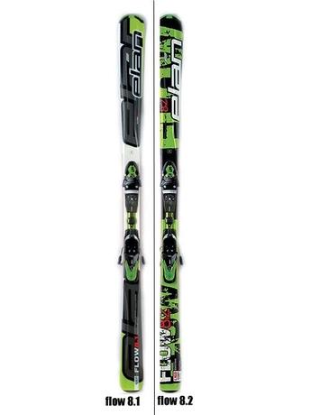 Горные лыжи Elan Flow 8 Fusion + крепления EL 10 Fusion 07/08 07/08