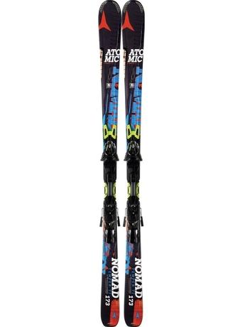 Горные лыжи Atomic Temper Ti + XTO 14 13/14
