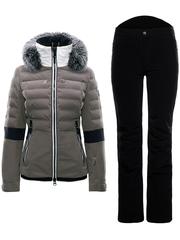 Куртка Toni Sailer Melissa Fur + брюки Martha в подарок