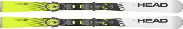 Горные лыжи Head WorldCup Rebels i.SLR + крепления PR 11 GW (21/22)