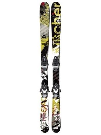 Горные лыжи с креплениями Fischer Renegade + X 9 WIDE 90 12/13