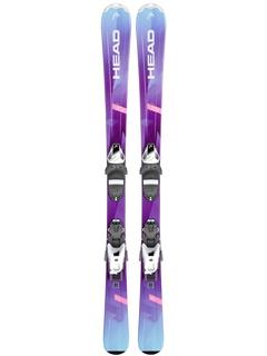 Горные лыжи Head Joy SLR2 (67-107) + SLR 4.5 AC