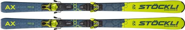 Горные лыжи Stockli Laser AX + крепления DXM 13 (21/22)