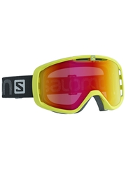 Маска Salomon Aksium Gecko / Light Red