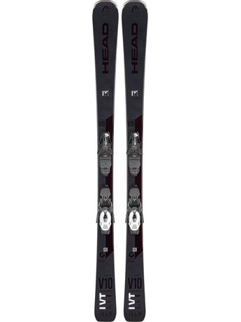 Горные лыжи Head V-Shape V10 + крепления PR 11 19/20