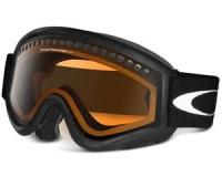 Маска Oakley L-Frame Matte Black / Persimmon
