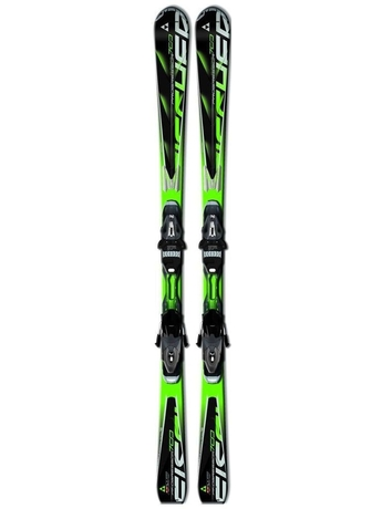 Горные лыжи с креплениями Fischer Progressor 700 + RS10 Powerrail 11/12
