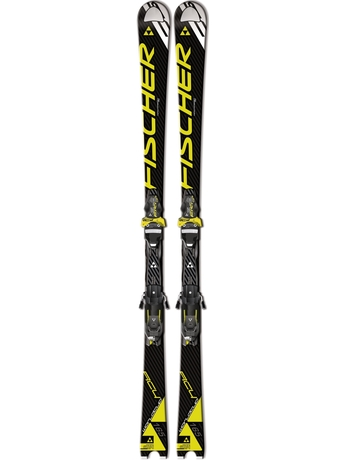 Горные лыжи Fischer RC4 Worldcup SC Racetrack 14/15