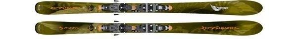 Горные лыжи Rossignol Bandit B83 + крепления AXIAL2 120 WIDE TPI2 (07/08)