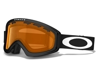 Маска Oakley O2 XS Matte Black / Persimmon (13/14)