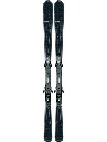 Горные лыжи с креплениями Salomon Intense Black + Z10 Ti 11/12