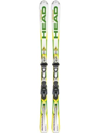 Горные лыжи с креплениями Head iSupershape Magnum SW SPF13 + FREEFLEX Pro 11 12/13