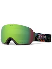 Маска Giro Lusi Electric Petal / Vivid Emerald 22 + Vivid Infrared 62