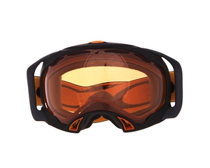 Маска Oakley Splice Matte Black / Persimmon