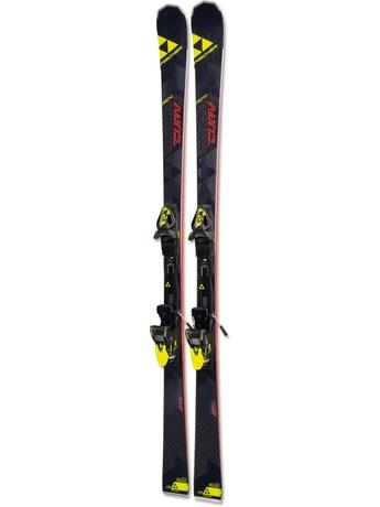 Горные лыжи Fischer RC4 The Curv DTX + крепления RC4 Z12 16/17