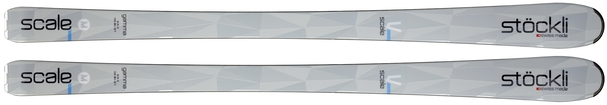 Горные лыжи Stockli Scale Gamma + крепления D XM13 blue C90 (17/18)