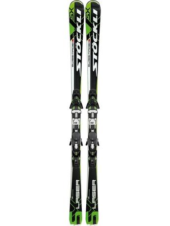Горные лыжи Stockli Laser SX + крепления K MC12 Ti B75 15/16