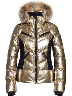Куртка с мехом Goldbergh Fjal Fur