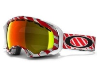 Маска Oakley Splice Shaun White sig. Highlight Red / Fire Polarized