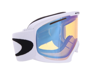 Маска Oakley 02 XL Matte White / H.I. Yellow