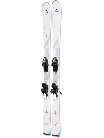 Горные лыжи Fischer Pure + крепления W9 16/17