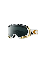Маска Oakley A-Frame 2.0 White Gold / Dark Grey