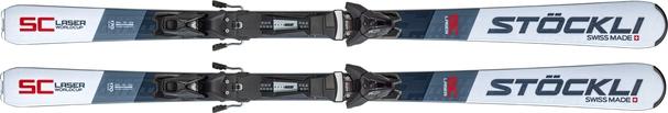 Горные лыжи Stockli Laser SC + крепления MC 11 (21/22)