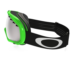 Маска Oakley Crowbar Olympic Green / Prizm Black Iridium