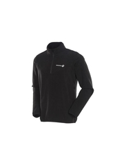 Мужская куртка Rossignol 1/2 Zip Microfleece M Black