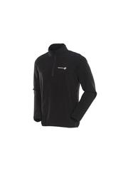 Мужская куртка Rossignol 1/2 Zip Microfleece M Black