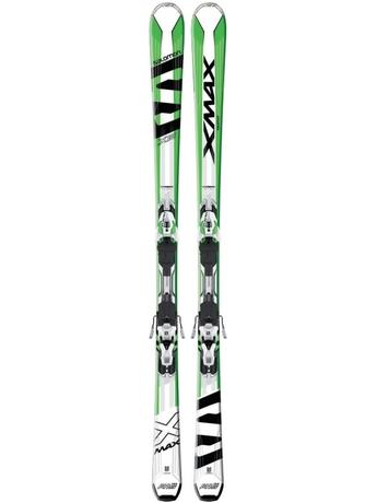 Горные лыжи Salomon X-Max X8 + крепления XT 10 16/17