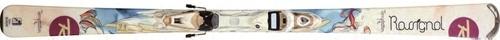 Горные лыжи с креплениями Rossignol Temptation 74 WTPI2 + Saphir 90S TPI2 (11/12)