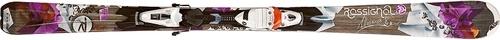 Горные лыжи Rossignol Attraxion VIII Echo WTpi + крепления Saphir 110 S TPI (10/11)