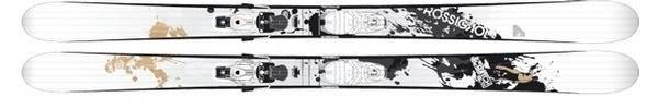 Горные лыжи Rossignol Scratch Brigade + крепления SCRATCH TI 140 (07/08)