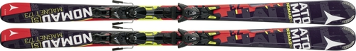 Горные лыжи Atomic Magnet + XTO 12