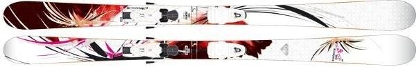 Горные лыжи Rossignol Scratch Girl BC + крепления AXIUM SCRATCH 110 (07/08)