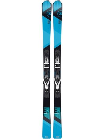 Горные лыжи Rossignol Experience 77 Ca + Xelium 110 14/15