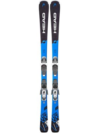 Горные лыжи Head V-Shape V4 + крепления PR 11 18/19