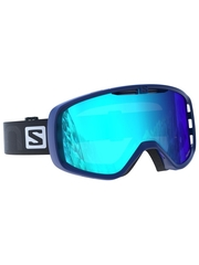 Маска Salomon Aksium Blue / Mid Blue Multilayer