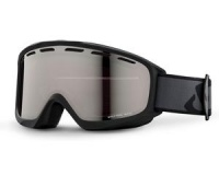 Маска Giro Index Black Icon Streak / Rose Silver Polarized