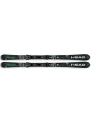 Горные лыжи Head Raw Instinct Ti Pro + крепления PR 11 (17/18)