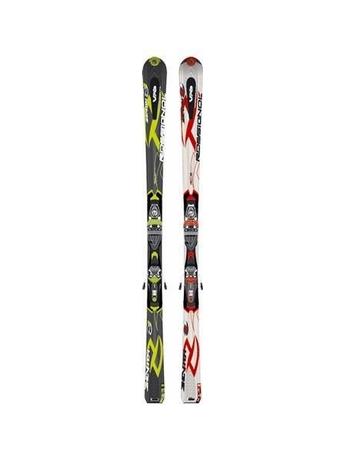 Горные лыжи Rossignol Zenith Z3 Oversize + крепления AXIUM 110 TPI2 07/08