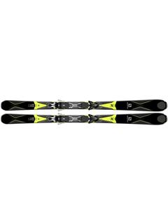 Горные лыжи Salomon X-Drive 8.3 (169) + крепления XT12 (16/17)