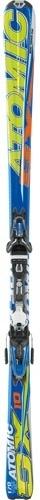 Горные лыжи Atomic SX10 + крепления 4R 310 80 Eco black 08/09
