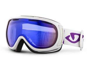 Маска Giro Amulet White Tik / Grey Purple