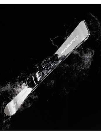 Горные лыжи Volant Pulse White + крепления Z12 Speed 13/14