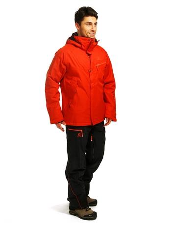 Куртка Salomon Fantasy Jacket M Moab Orange