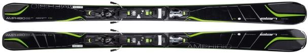 Горные лыжи Elan Amphibio 88 XTi Fusion + ELX 12 WB (14/15)
