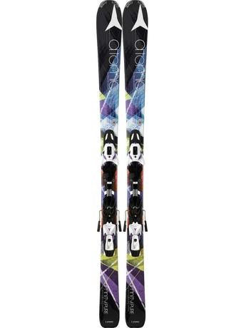 Горные лыжи Atomic Affinity Pure + XTO 10 13/14